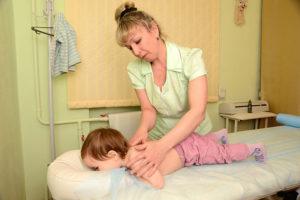 Цены на детский массаж в Перми